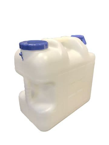 25 LITRE PLASTIC WATER CARRIER CONTAINER camping caravan motorhome boat jerry